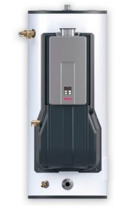 tankless water system